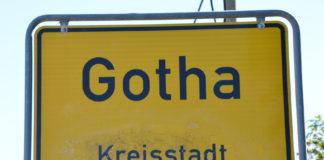 Gotha Stadtschild
