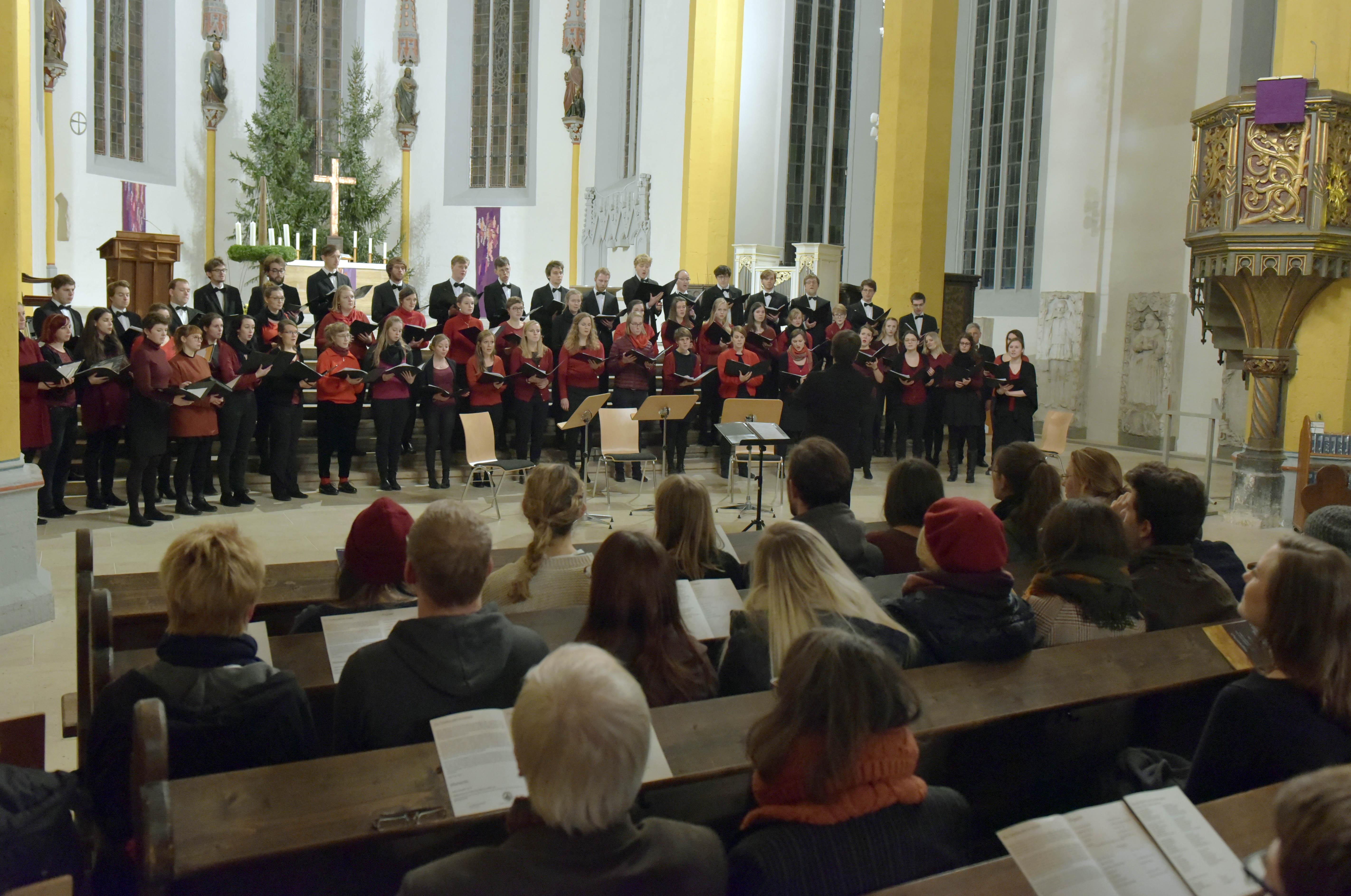 """Magnificat"""" und traditionelle Weihnachtslieder - OscarAmFreitag"""