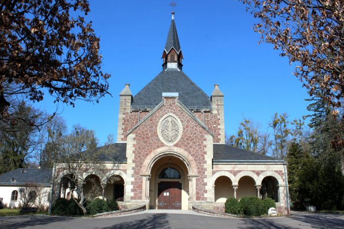 Friedhofskapelle Eisenach